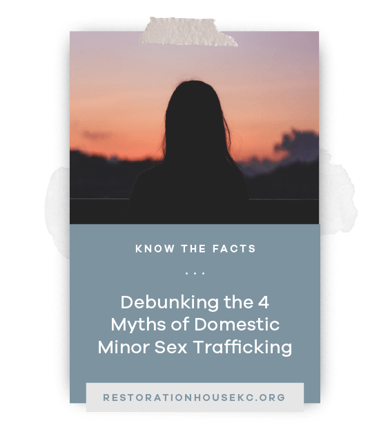 Debunking 4 Myths About Human Trafficking
